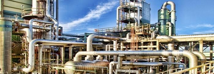 corrosion inhibitor gas plant