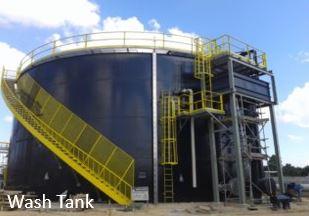 jenis coating wash tank