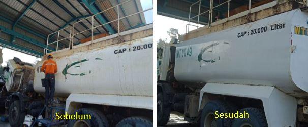 bahan kimia pembersih truck