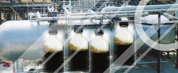 bottle test demulsifier untuk desalter chemical