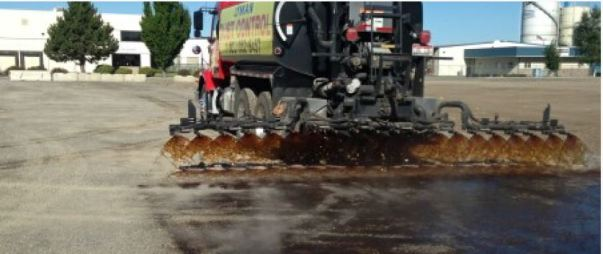 Road Dust Control