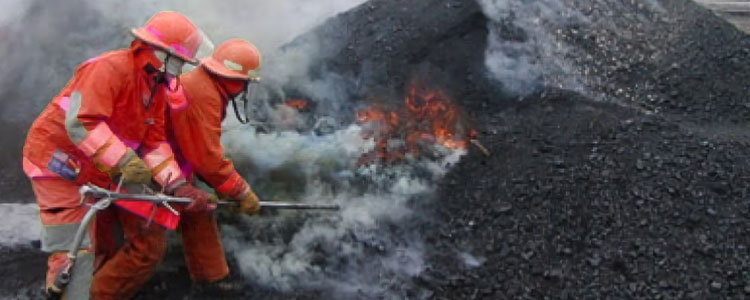 fire suppressant suppression system