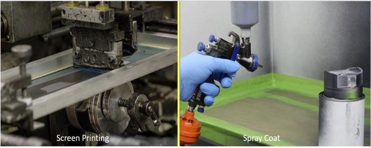 aplikasi afc pada piston screen printing