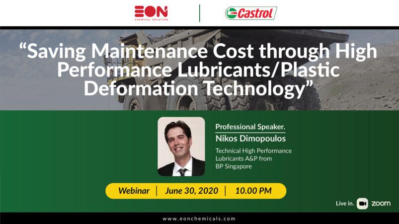 saving maintenance cost