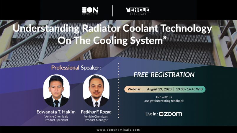 understanding radiator coolant