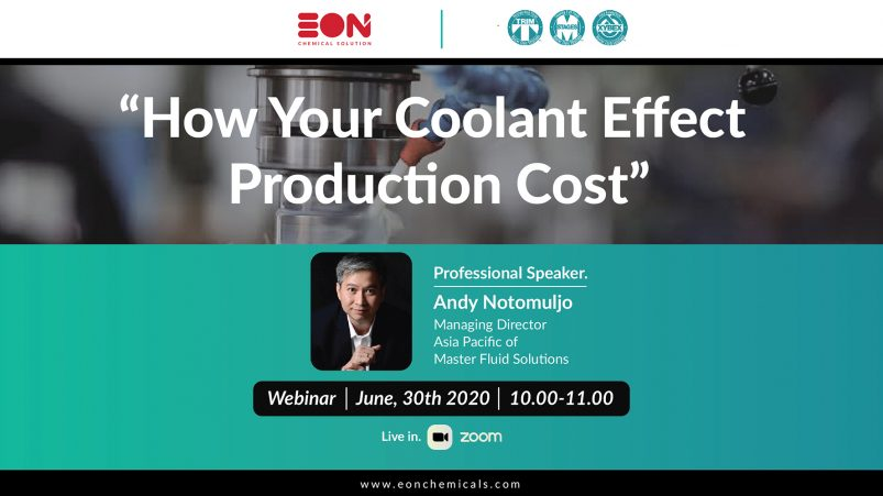 how coolant effect production cost