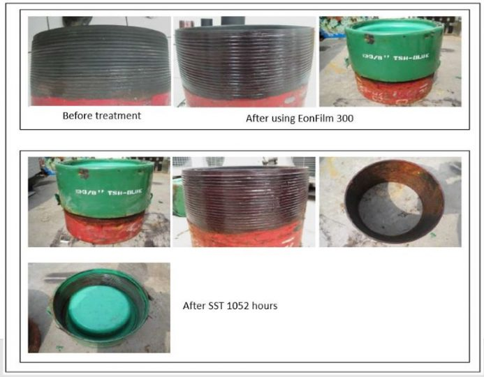 pipe thread compound